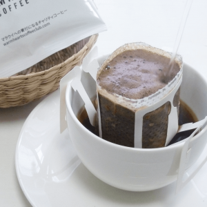 マラウイ産コーヒーのドリップパック