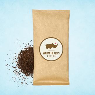 アフリカ・マラウイ産フェアトレードコーヒー粉