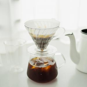 ご自宅で作るアイスコーヒー