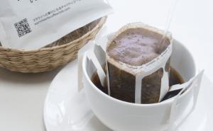 自宅でコーヒー 手軽なドリップバック