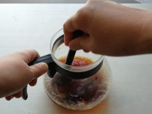 急冷法アイスコーヒー淹れ方3