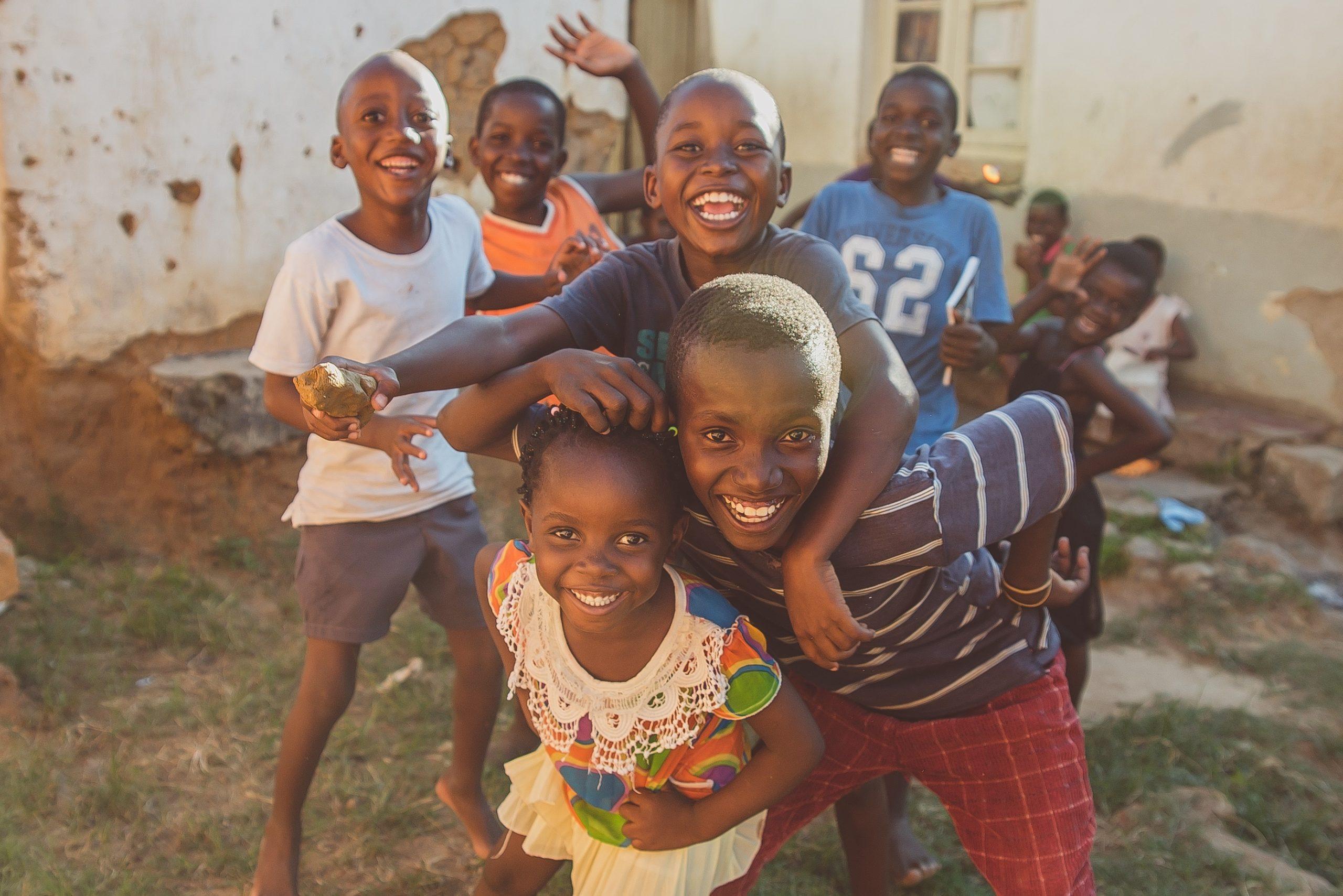 マラウイの子ども達