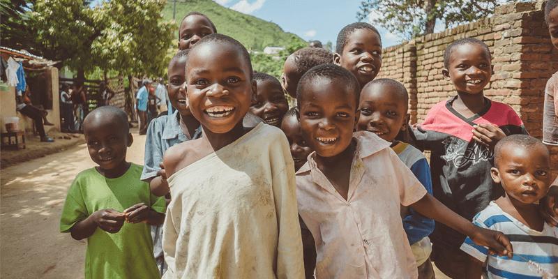 マラウイの学校給食