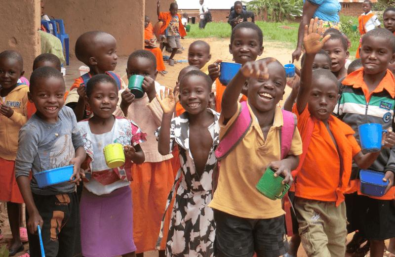 マラウイの子どもたち