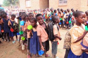 アフリカの給食支援になるコーヒー